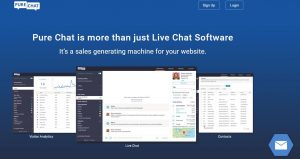 chat-online-purechat-site-para-academia